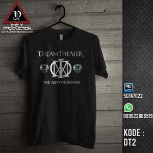 Kaos Dream Theater DT2
