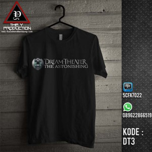 Kaos Dream Theater DT3