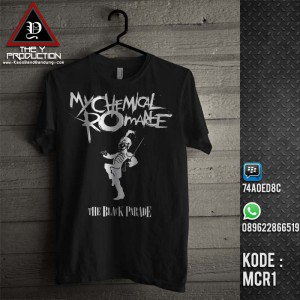 Kaos My Chemical Romance MCR1