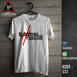 Kaos Sleeping With Sirens SS1
