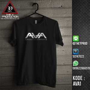 Kaos Angels and Airwaves AVA1