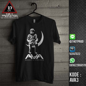 Kaos Angels and Airwaves AVA3
