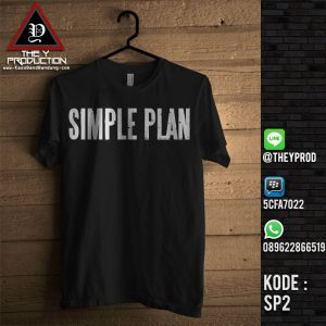 Kaos Simple Plan – SP2