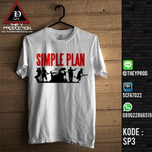 Kaos Simple Plan – SP3