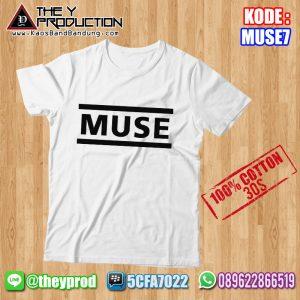 Kaos Muse MUSE7