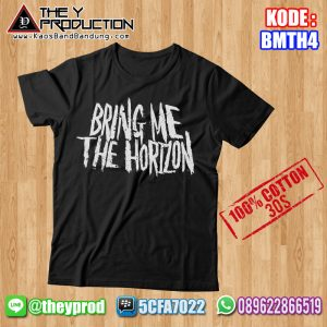 Kaos Bring Me The Horizon – BMTH4