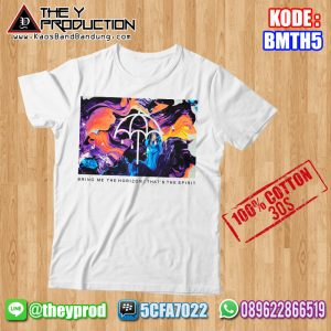 Kaos Bring Me The Horizon – BMTH5
