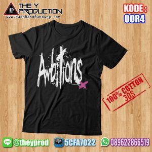 Kaos One Ok Rock – OOR4