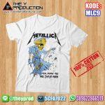 Kaos Metallica – MLC1