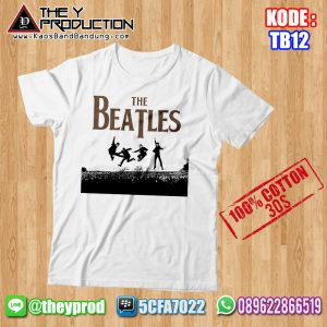Kaos The Beatles – TB12