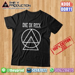 Kaos One Ok Rock – OOR11