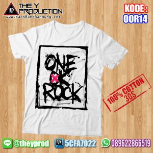 Kaos One Ok Rock – OOR14