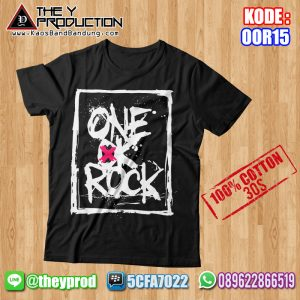 Kaos One Ok Rock – OOR15