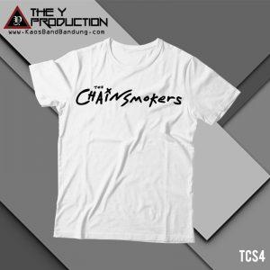 Kaos The Chainsmokers – TCS4