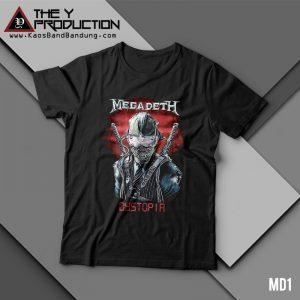 Kaos Megadeth – MD1