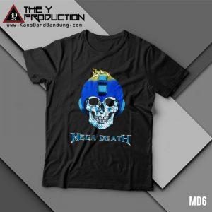 Kaos Megadeth – MD6
