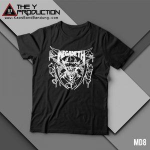 Kaos Megadeth – MD8