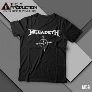 Kaos Megadeth – MD9