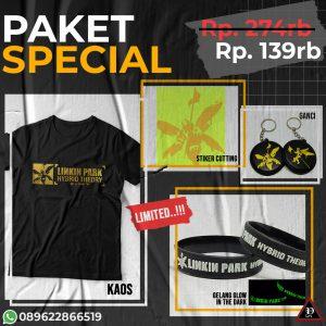 Paket Special Linkin Park Hybrid Theory